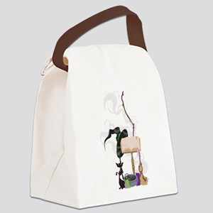 Witchery Canvas Lunch Bag