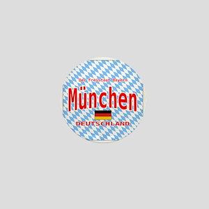 Munich Mini Button