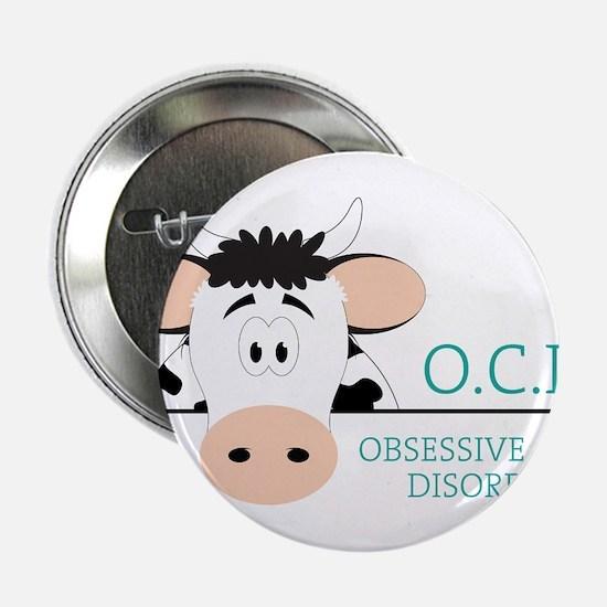 """O C D 2.25"""" Button"""