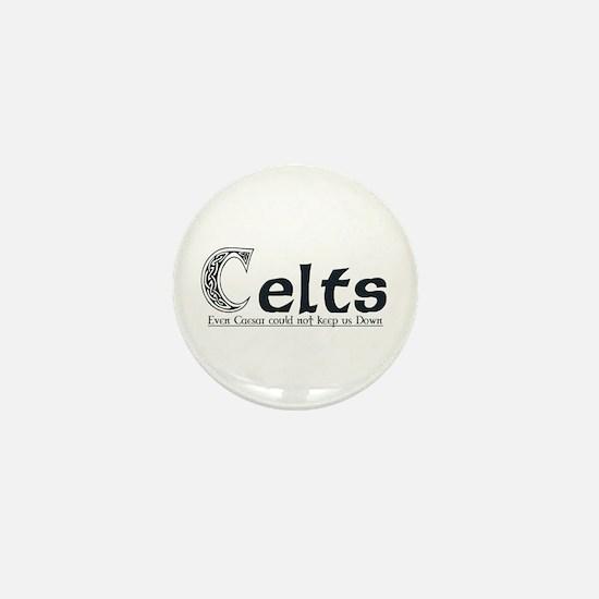 Celts Mini Button