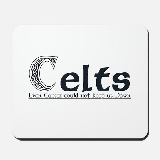 Celts Mousepad