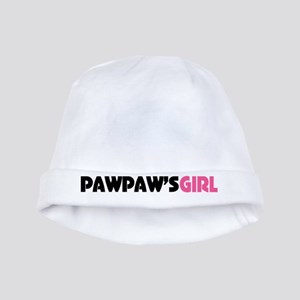 PawPaws Girl baby hat