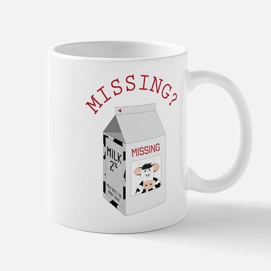 Missing? Mug