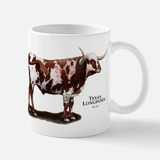 Texas Longhorn Mug