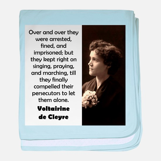 Over And Over They Were Arrested - de Cleyre baby