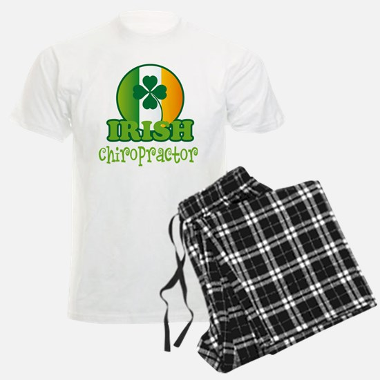 Irish Chiropractor St Patricks Pajamas