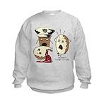 Donut Homicide Kids Sweatshirt
