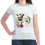 Donut Homicide Jr. Ringer T-Shirt