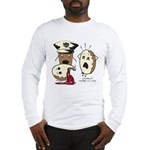 Donut Homicide Long Sleeve T-Shirt