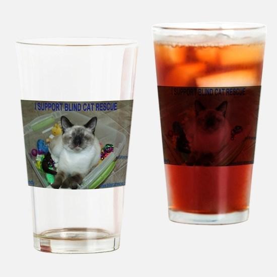 Sandy Drinking Glass