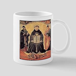 Saint Thomas Aquinas 1648 Mug