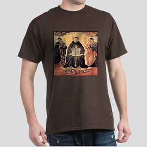 Saint Thomas Aquinas 1648 Dark T-Shirt