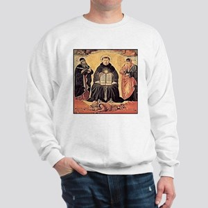 Saint Thomas Aquinas 1648 Sweatshirt