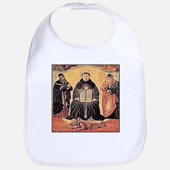Saint Thomas Aquinas 1648 Bib