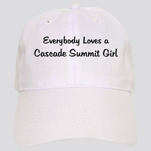 Cascade Summit Girl Cap