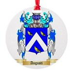Augusti Round Ornament