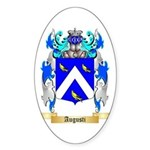 Augusti Sticker (Oval)