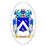 Augusti Sticker (Oval 50 pk)