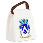 Augusti Canvas Lunch Bag