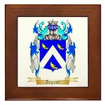 Augusti Framed Tile