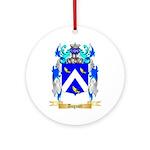Augusti Ornament (Round)