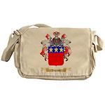 Auguste Messenger Bag