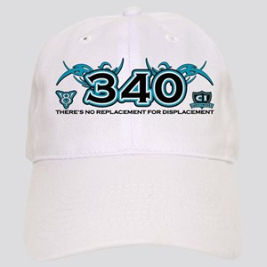 340 Engine Cap