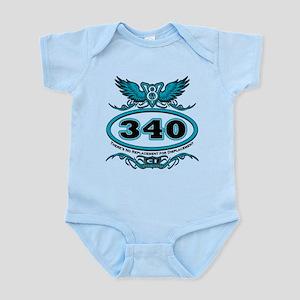 340 Engine Infant Bodysuit