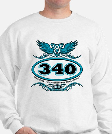340 Engine Sweatshirt