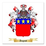 August Square Car Magnet 3