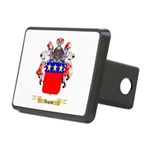 August Rectangular Hitch Cover