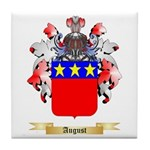 August Tile Coaster