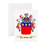 Augst Greeting Cards (Pk of 10)