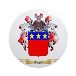 Augst Ornament (Round)