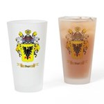 Auger Drinking Glass