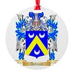 Aufaure Round Ornament