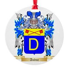 Auduc Ornament