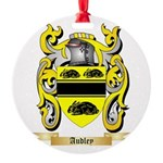 Audley Round Ornament