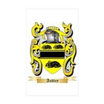 Audley Sticker (Rectangle 50 pk)