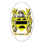 Audley Sticker (Oval 50 pk)