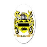 Audley 20x12 Oval Wall Decal