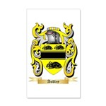 Audley 20x12 Wall Decal
