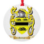 Audlay Round Ornament