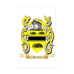 Audlay Sticker (Rectangle 50 pk)