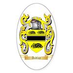 Audlay Sticker (Oval 50 pk)