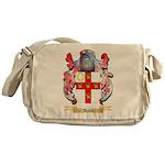Audin Messenger Bag