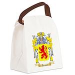 Aucourt Canvas Lunch Bag