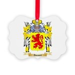 Aucourt Picture Ornament