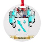 Auchmuty Round Ornament