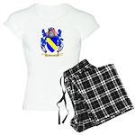 Aubrun Women's Light Pajamas